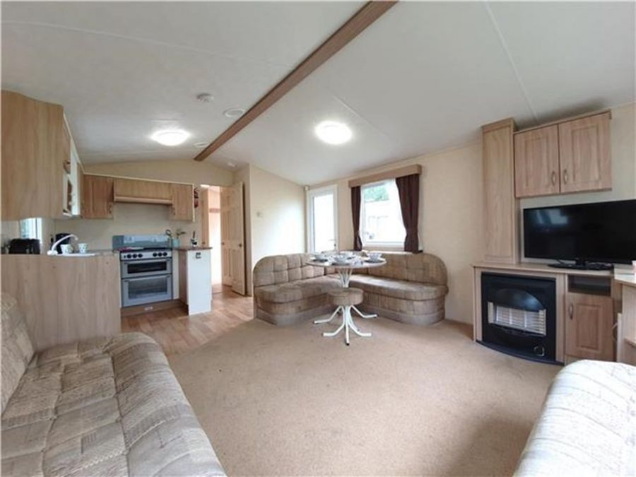 Image of Willerby Vacation with DOUBLE GLAZING & BLOW AIR HEATING