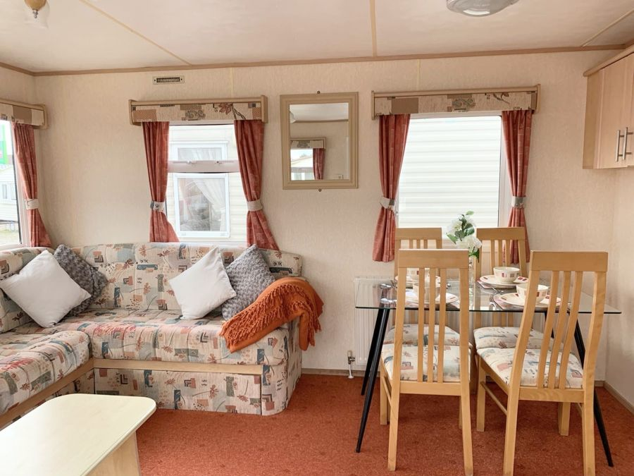 Photo of ABI SOLAIRE 35 X 12 3 BED DOUBLE GLAZED & CENTRAL HEATED