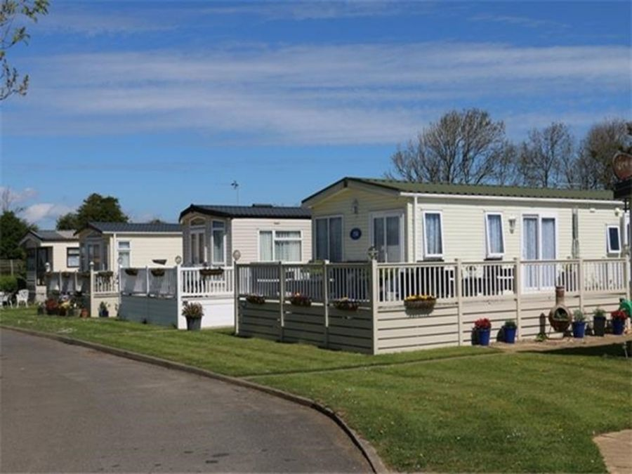 Image of Luxury Living At St Margarets, Kent Coast, New Willerby Caravan ON SALE