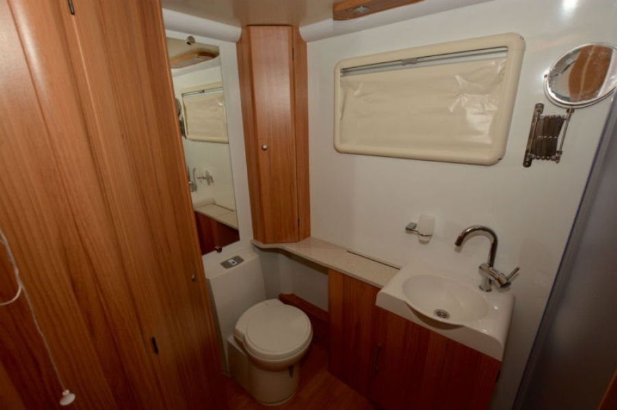 Image of 2014 Bailey Unicorn Seville 2 Berth Touring Caravan