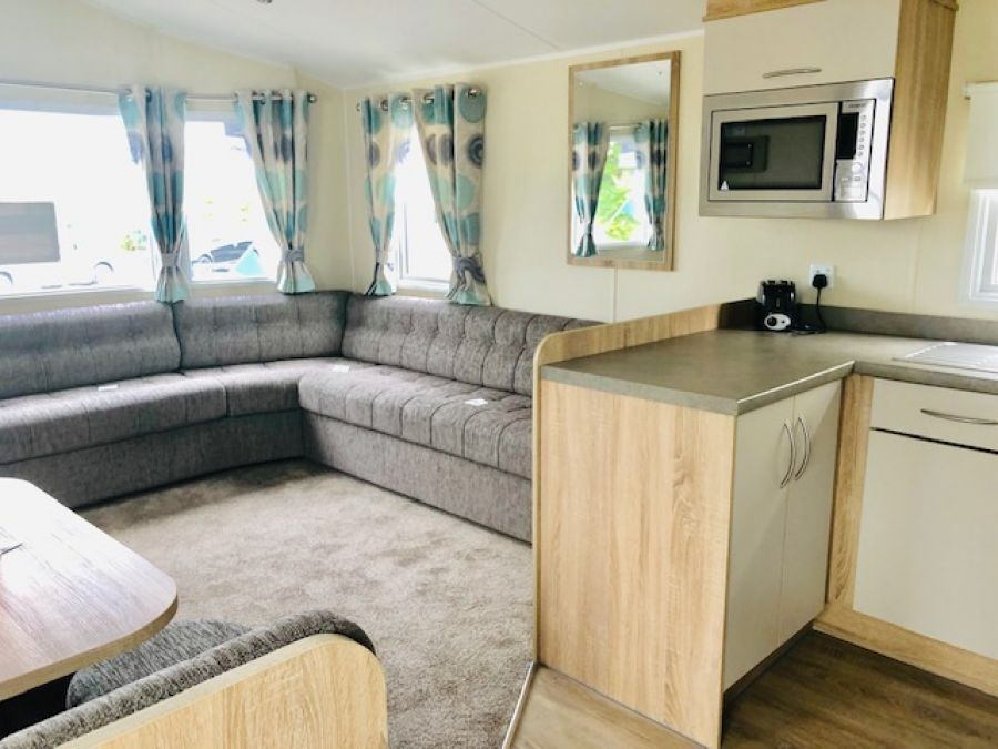 Image of Brand New Willerby Rio Gold At St Margarets Holiday park, Kent