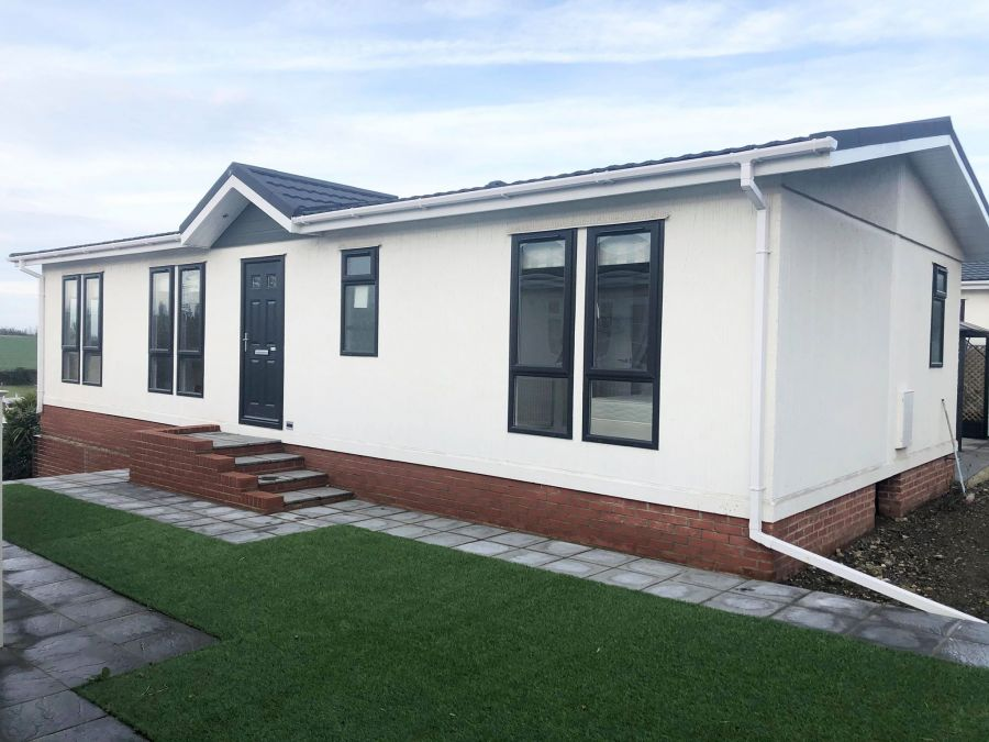 Photo of Brand New Lodge At Brookside Leisure Park - Eastchurch - Near Sheerness