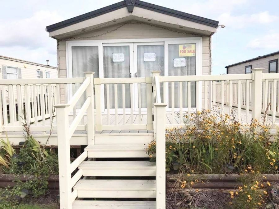 Photo of Static Caravan At Sheerness Holiday Park - Sheerness - Near Leysdown