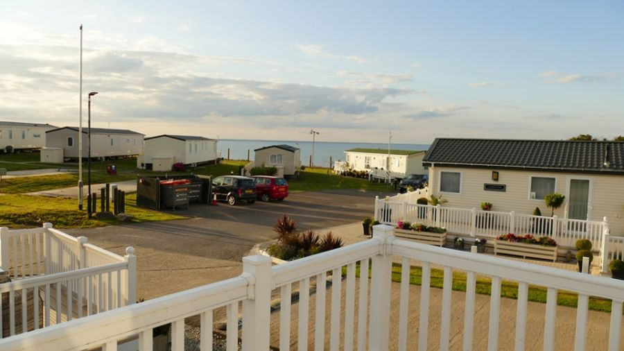 Photo of Static Caravan At Ashcroft Coast Holiday Park - Minster On Sea - Near Sheerness