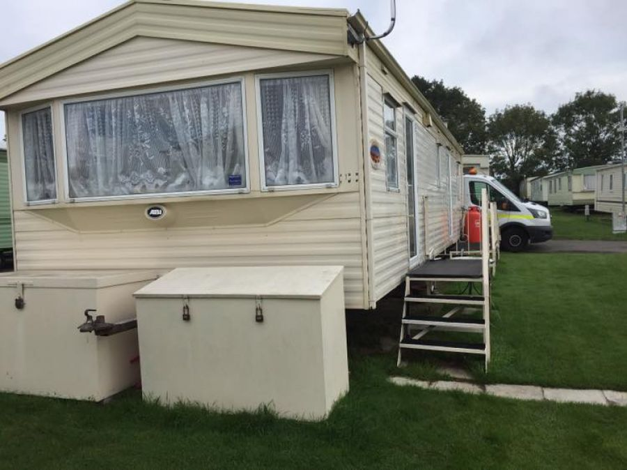 Photo of Static Caravan At Shurland Dale Holiday Park - Eastchurch - Isle Of Sheppey
