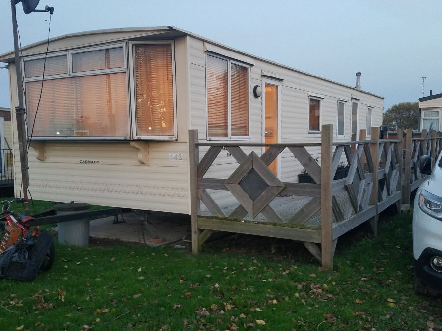 Photo of 3 Bedroom Caravan Nutts Farm Leysdown Isle Of Sheppey