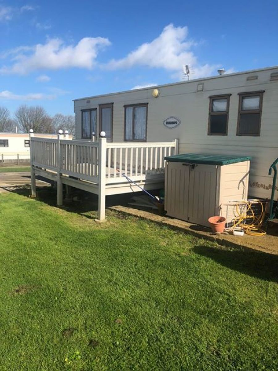 Image of 3 Bedroom Caravan At Golden Leas Minster Isle Of Sheppey