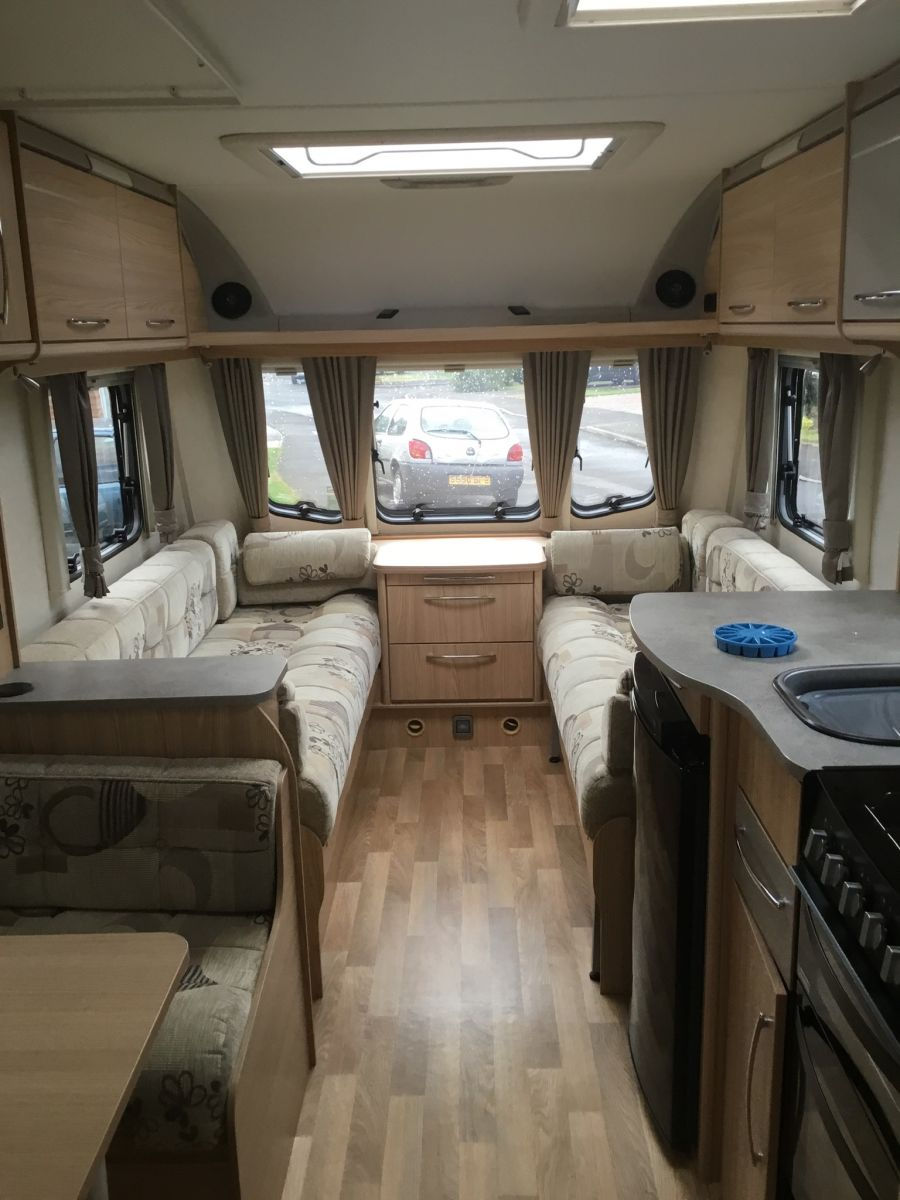 Image of Coachman Festival 640/6 Limited Edition