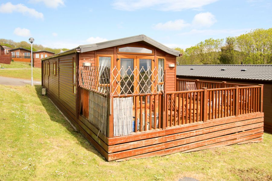 Photo of Private sale Willerby Vogue at Shearbarn Park, Hastings. Lovely views