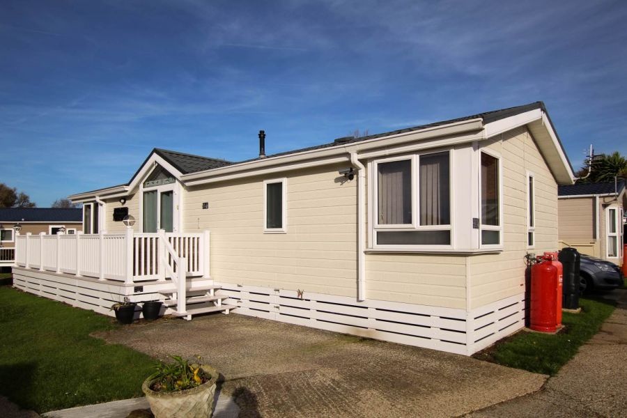 Photo of Willerby New Hampshire Lodge 2010 at New Beach, Dymchurch, Kent