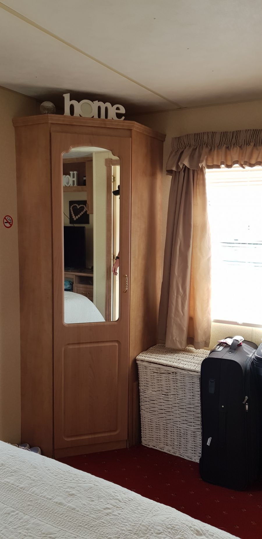 Photo of Sheraton caravan
