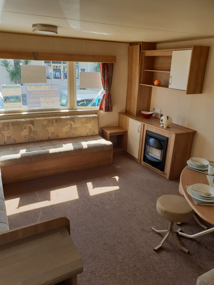 Image of Stunning seaside holiday home for sale at Romney sands