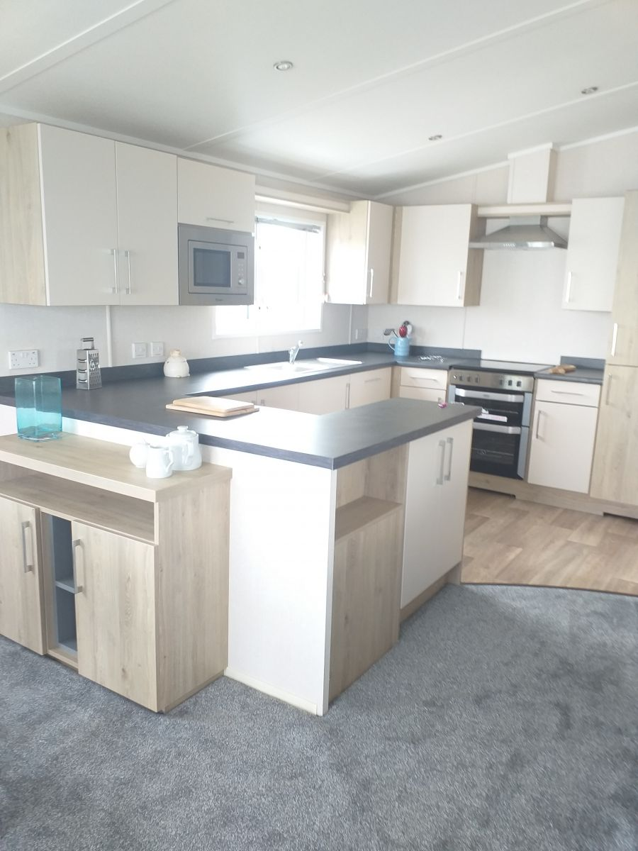 Photo of Luxury Lodge for sale at Romney Sands Holiday Park