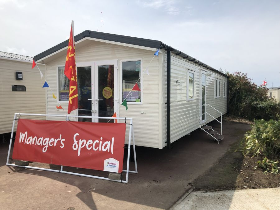 Image of Holiday Home For Sale @ Romney Sands Holiday Park near Camber and Rye