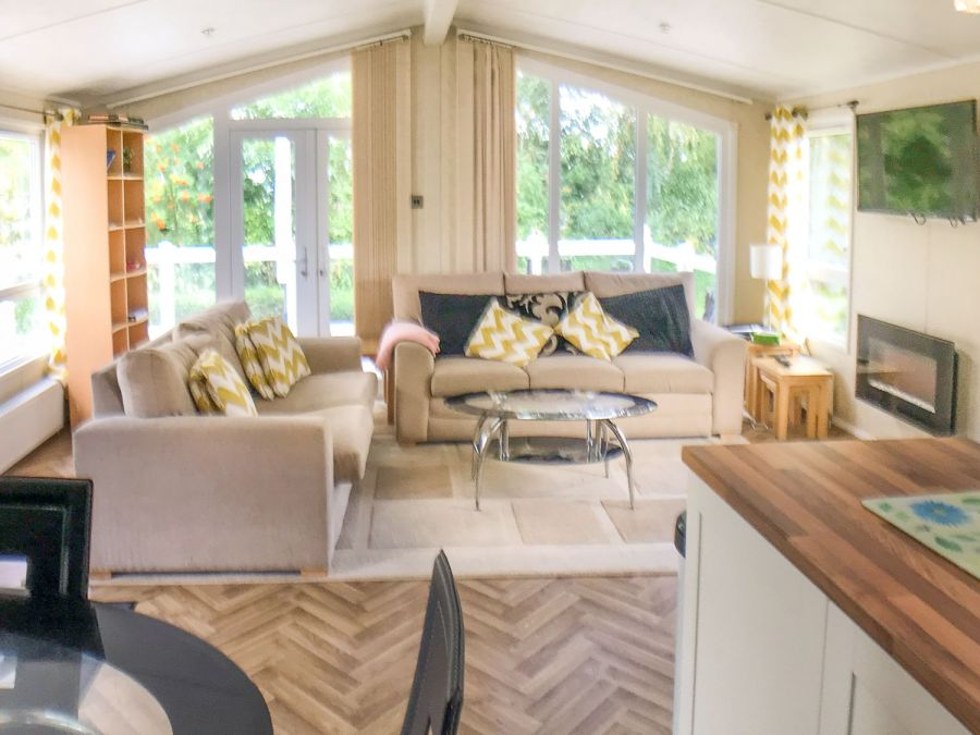 Image of Private Sale Lodge at Haven Rockley Park, Poole, Dorset. Cosalt Monaco Duo