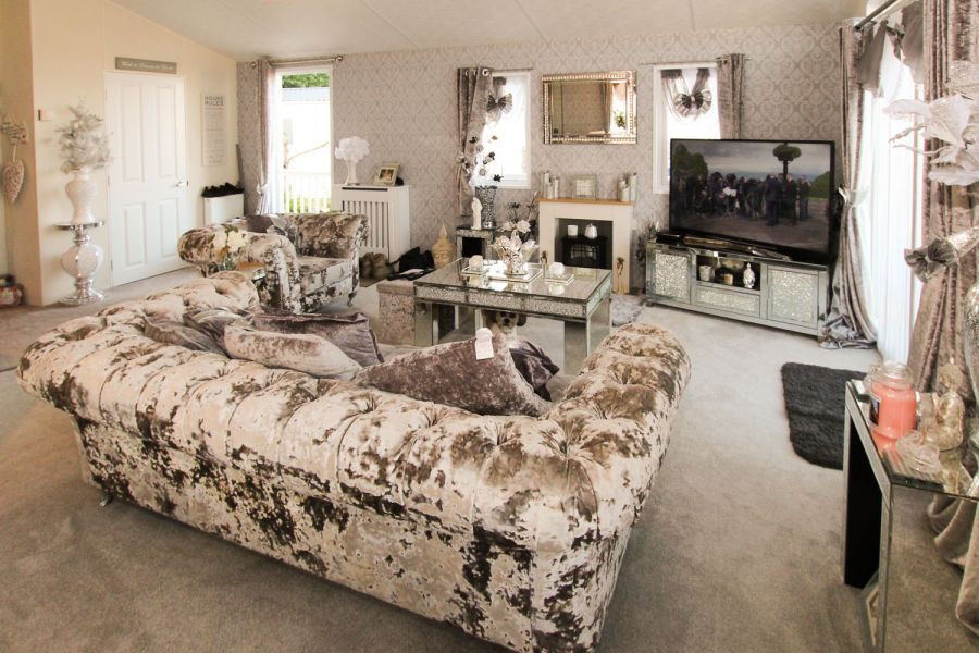 Image of Private sale Willerby Clearwater lodge at Marlie Park, Kent