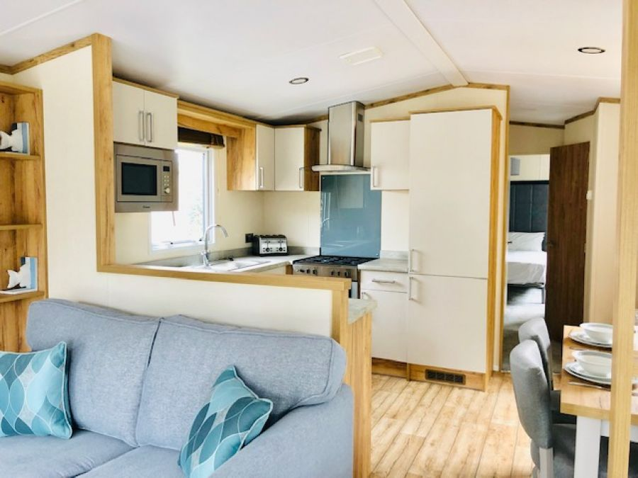 Image of Top End High Spec Regal Caravan For Sale At St Margarets PRICE DROP