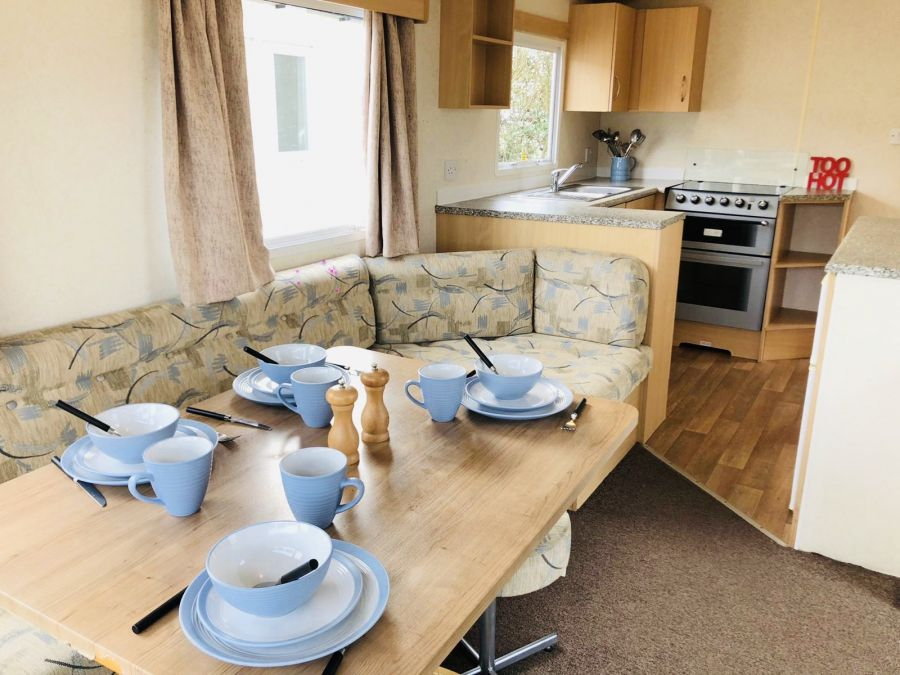 Photo of Static Caravan For Sale at Romney Sands Not Camber Sands Kent Near New Beach Dymchurch