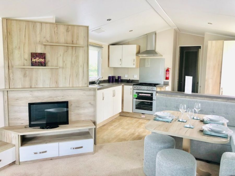 Photo of The Skye Is The Limit! Brand New Luxury Holiday Home In Kent