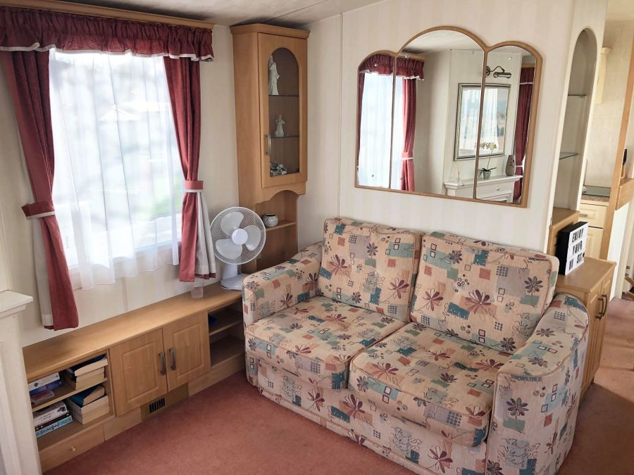Image of 2 Bedroom Static Caravan At Warden Springs Holiday Park - Minster On Sea - Near Sheerness