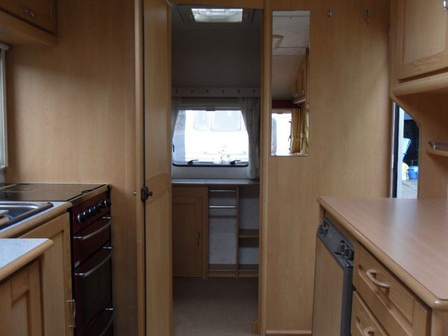 Image of Compass Corona Two Berth Touring Caravan