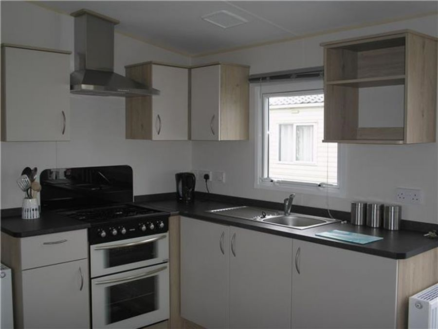 Image of 2 Bedroom DG & CH Holiday Home For Sale @ Romney Sands Holiday Park