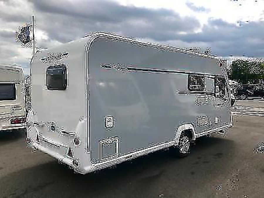 Image of 2014 BAILEY PURSUIT 430/4 *FIXED BED* SINGLE AXLE 4 BERTH TOURING CARAVAN