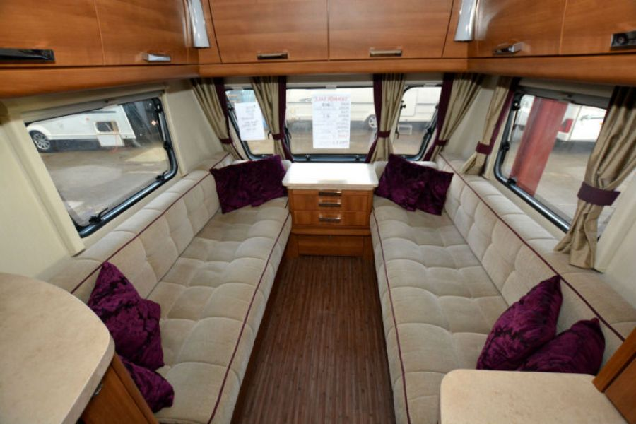 Photo of 2013 Elddis Affinity 530 3 Berth Touring Caravan