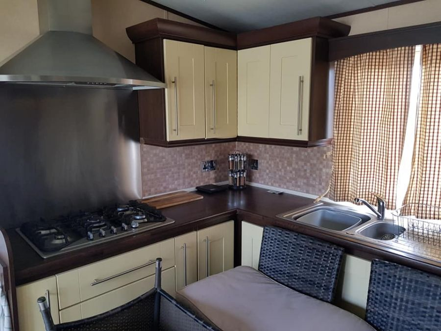 Image of 3 Bedroom Static Caravan At Harts Holiday Park - Leysdown - Near Sheerness