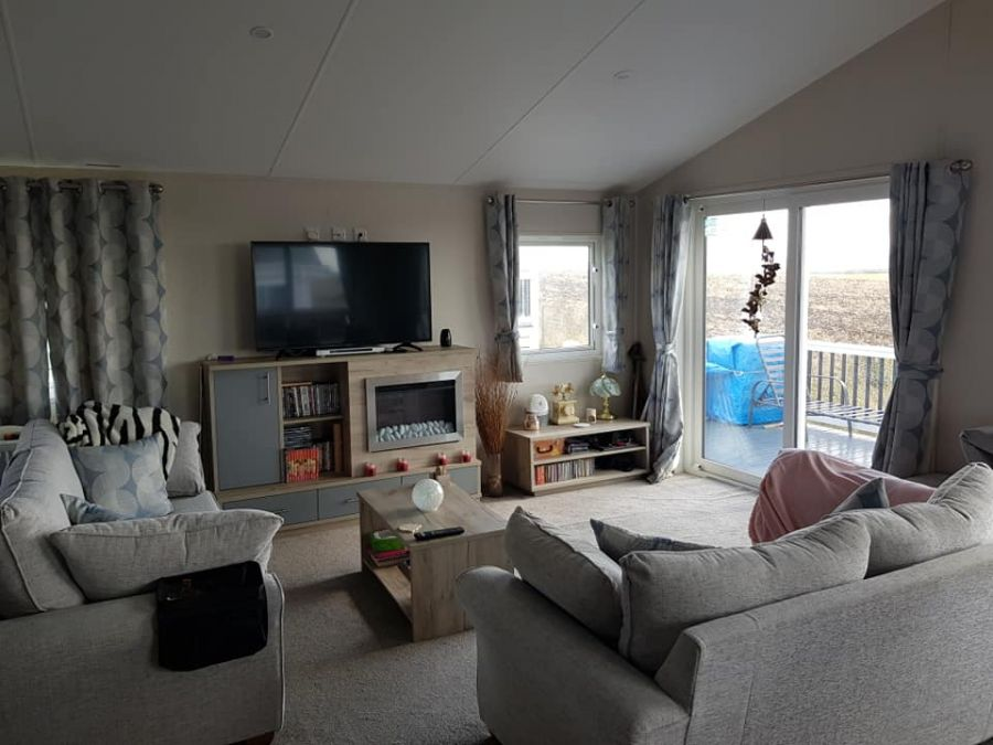 Image of 40X20 Lodge At Harts Holiday Park - Leysdown - Near Sheerness