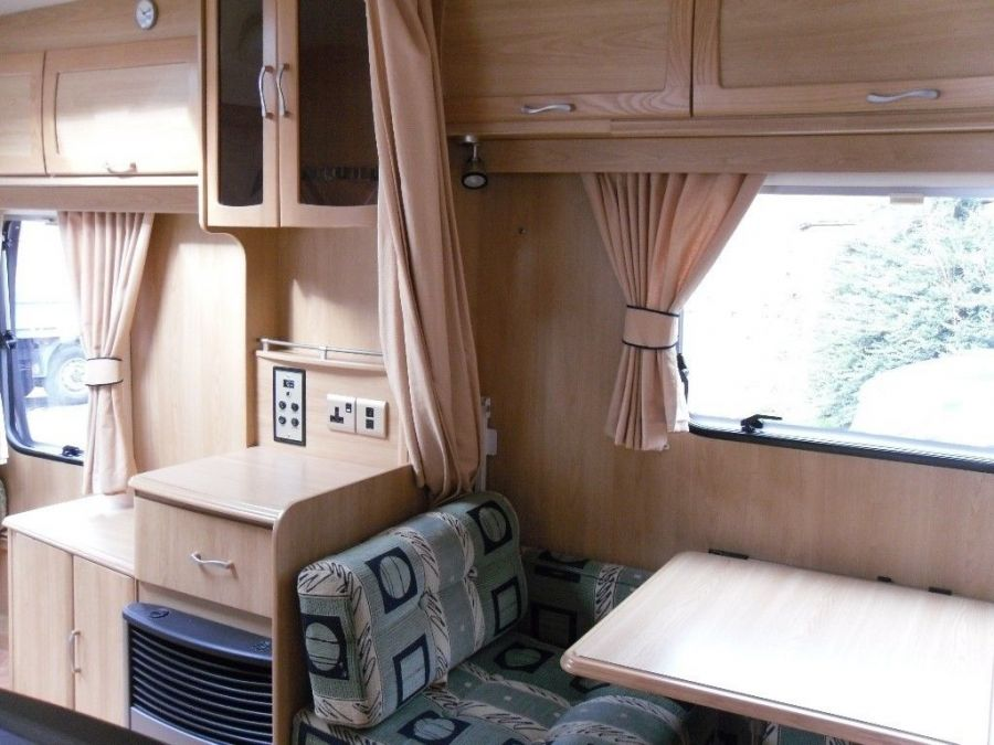 Image of Lunar Quasar Four Berth Touring Caravan