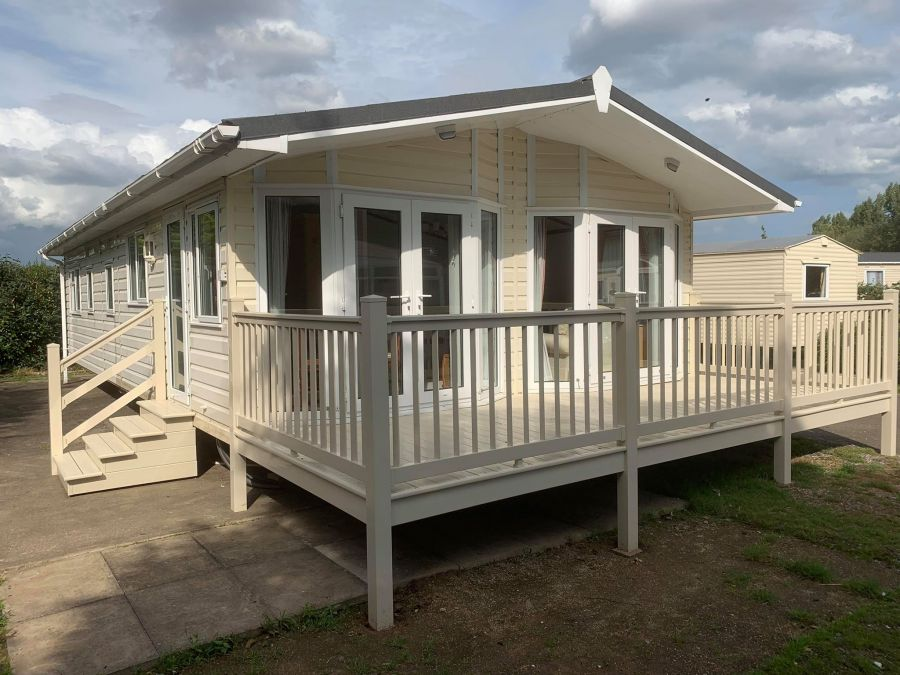 Image of Static Caravan / Lodge For Sale - Southview Leisure Park - Nr Ingoldmells, Lincoln, Tattershall