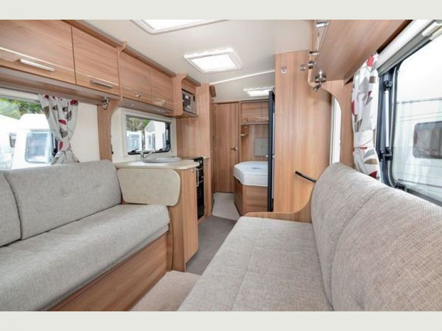 Image of Bailey Pegasus Verona 2017 4 Berth