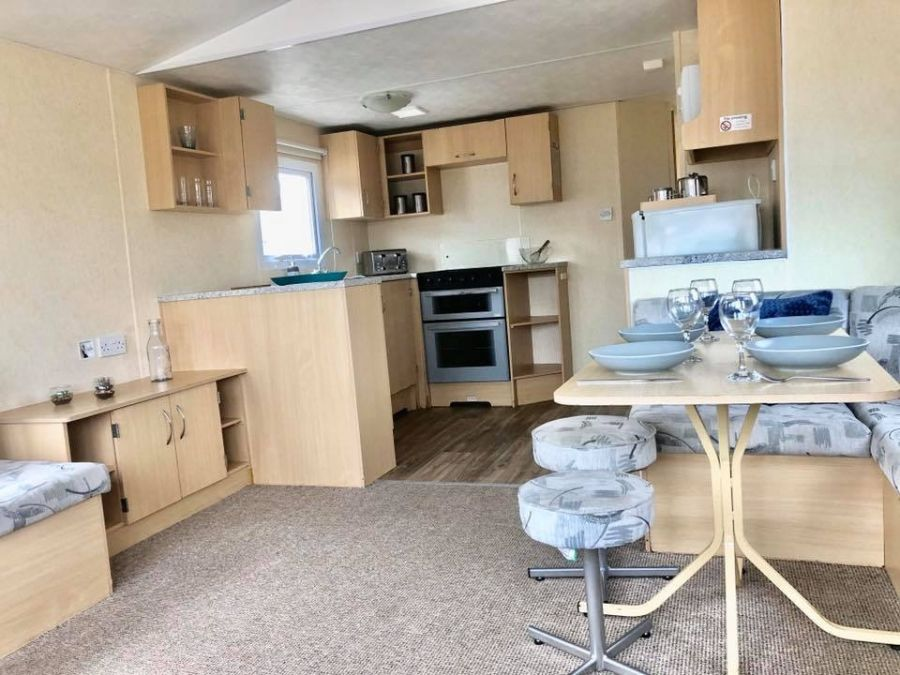 Photo of 3bed caravan reduced- extra wide