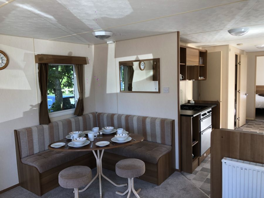 Image of Cheap caravan for sale at Romney Sands holiday park