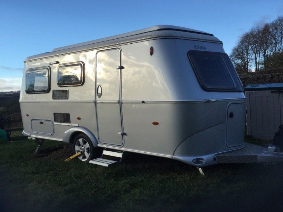 Image of Eriba Troll 530 GT Touring Pack in excellent condition. Never used.