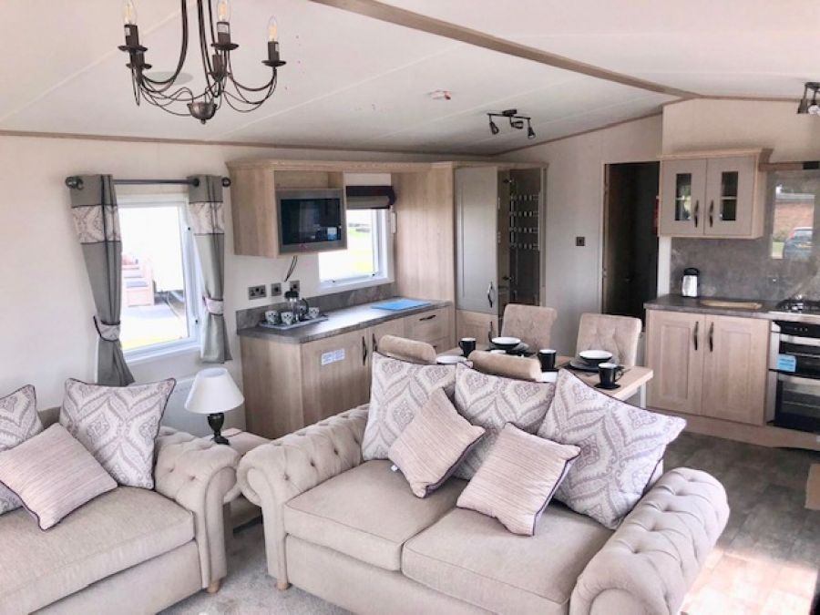 Image of Brand New Top Of The Range Caravan For Sale Kent