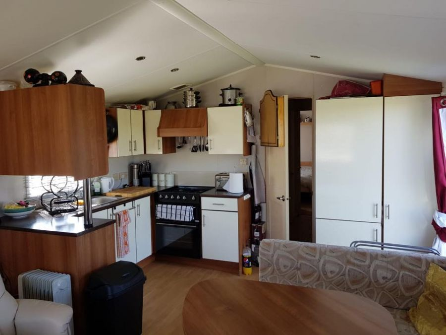 Image of 2 Bedroom Static Caravan At Harts Holiday Park - Leysdown - Near Sheerness