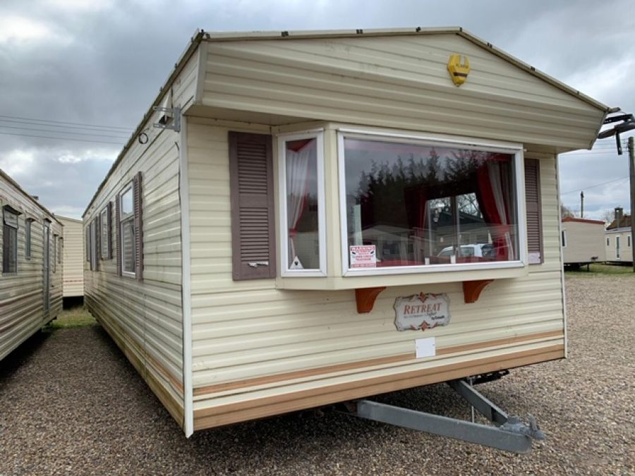 Photo of OFFSITE STATIC CARAVAN COSALT RETREAT 35 X 12 2 BED DOUBLE GLAZED & CENTRAL HEATED B