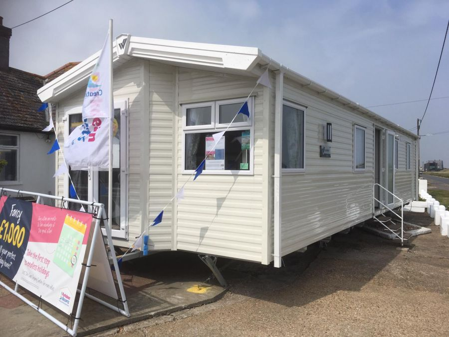 Image of FIRST TIME BUYERS EVENT @ ROMNEY SANDS HOLIDAY PARK IN KENT