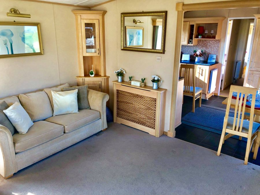 Image of 3 years site fee's Included In This Holiday Home, Call Jordan On 07704 449314, Caravan's For Sale From £6,995