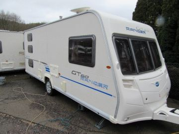 Photo of Bailey Ranger GT60 540-6 6 Berth Triple Fixed Bunks 2009