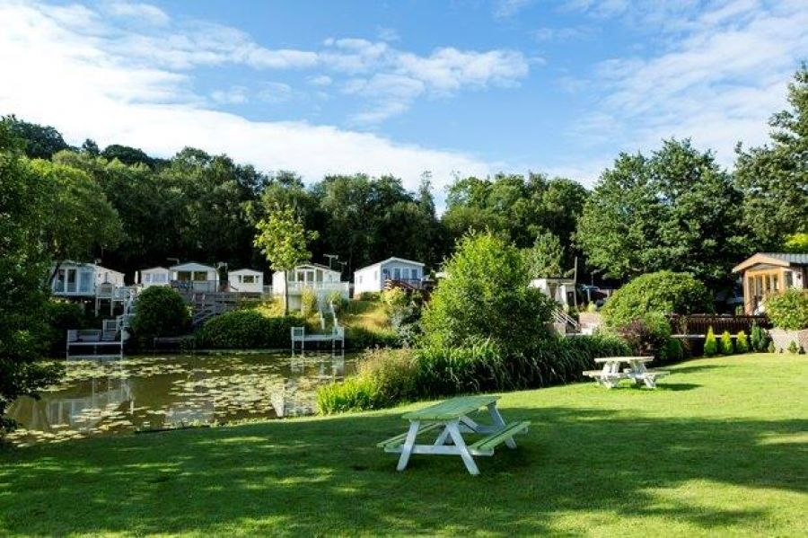 Photo of STATIC CARAVAN SITED WITH DECKING-COGHURST HOLIDAY PARK-EAST SUSSEX COAST-HASTINGS-PET FRIENDLY-FISHING LAKE-FINANCE OPTIONS-FREE CREDIT CHECKS-07749981307