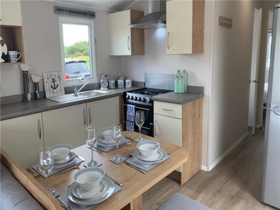 Photo of Brand New 2 Bedroom Holiday Home With Front Opening Doors  DG & CH