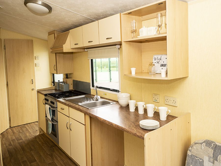 Photo of CHEAP STATIC CARAVAN IN SKEGNESS - NR INGOLDMELLS, NR CHAPEL, IN LINCOLNSHIRE