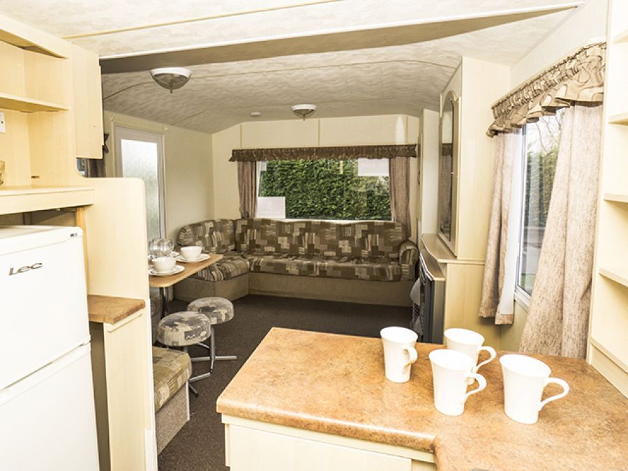 Image of CHEAP STATIC CARAVAN FOR SALE BY THE SEA  - SKEGNESS
