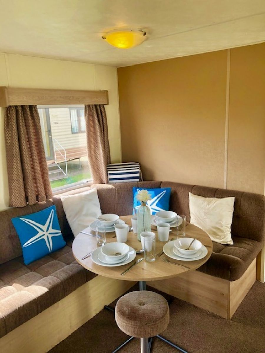 Photo of Caravans Starting from £6,995 for sale on Seawick, St Osyth & Martello beach holiday park Call Jordan on 07704 449314 for more information
