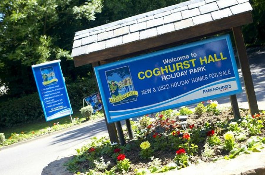 Photo of PRIVATE SALE-COGHURST HOLIDAY PARK-EAST SUSSEX COAST-HASTINGS-OPEN 11 HALF MONTHS-PET FRIENDLY-FISHING LAKE-07749981307