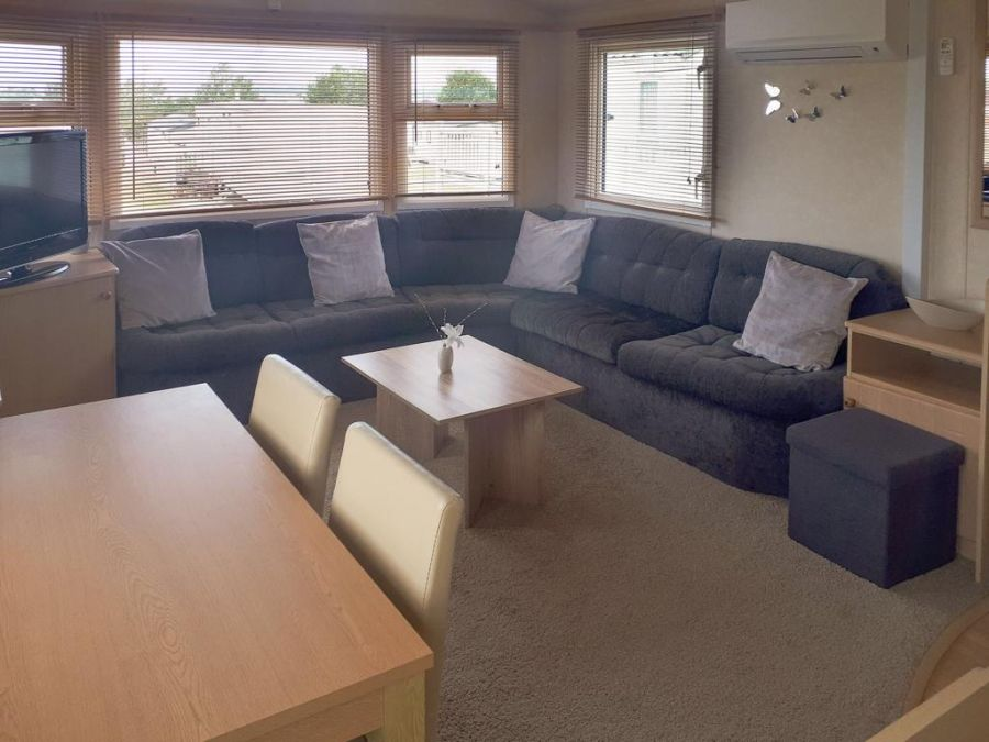 Image of Private sale 3 bed caravan on Allhallows Haven Park