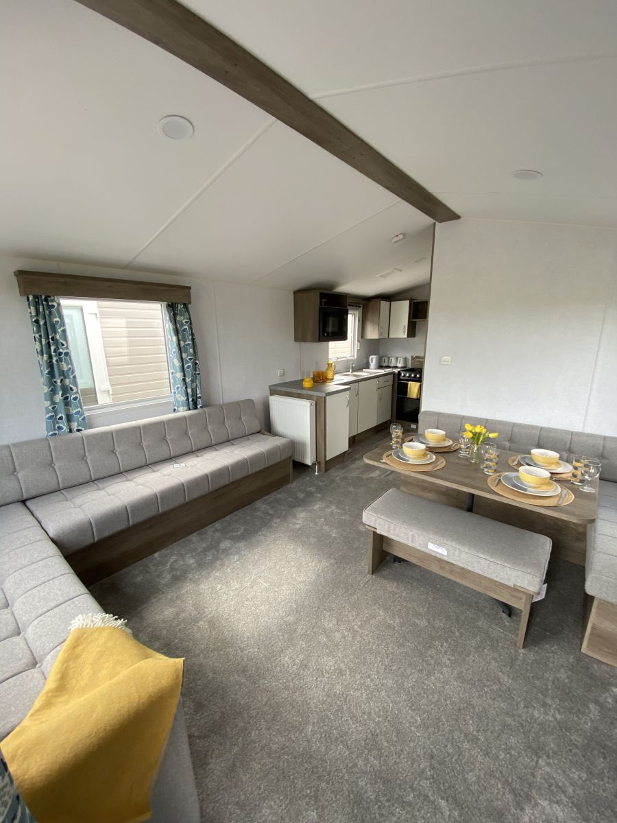 Photo of Brand New - Atlas Moonstone 4 Bed Static Caravan